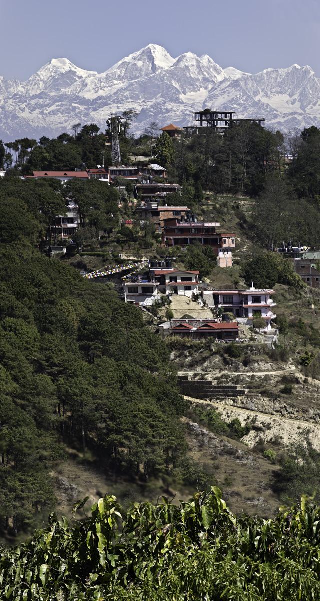 Himalayas Nagarcot 08